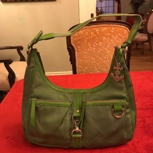 Tommy Hilfiger Green Purse